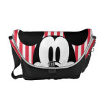 Peek-a-Boo Mickey Mouse Courier Bag