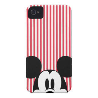Peek-a-Boo Mickey Mouse iPhone 4 Case-Mate Case