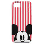 Peek-a-Boo Mickey Mouse iPhone 5 Case
