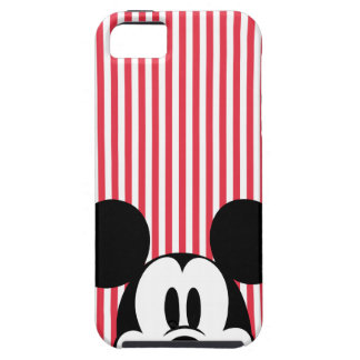 Peek-a-Boo Mickey Mouse iPhone SE/5/5s Case