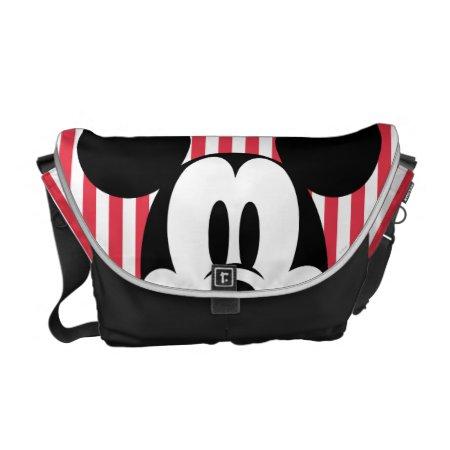 Peek-a-boo Mickey Mouse Messenger Bag