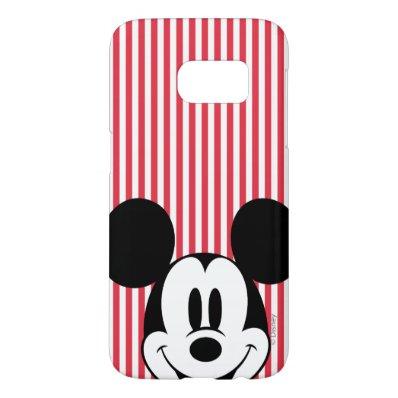 Peek-a-Boo Mickey Mouse Samsung Galaxy S7 Case