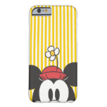 Peek-a-Boo Minnie Mouse Barely There iPhone 6 Case