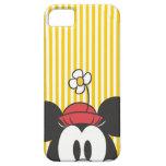 Peek-a-Boo Minnie Mouse iPhone 5 Case