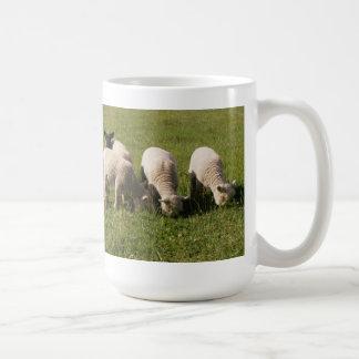 Peek-a-Boo! Classic White Coffee Mug