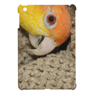 Peek-a-Boo Parrot Caique Cover For The iPad Mini
