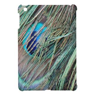 Peek a Boo Peacock Feathers Case For The iPad Mini