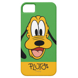 Peek-a-Boo Pluto iPhone 5 Case