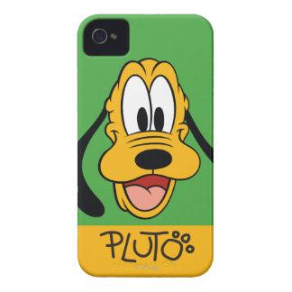 Peek-a-Boo Pluto iPhone 4 Case-Mate Cases
