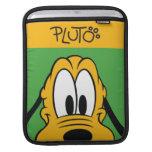 Peek-a-Boo Pluto iPad Sleeves