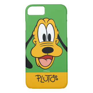 Peek-a-Boo Pluto iPhone 8/7 Case