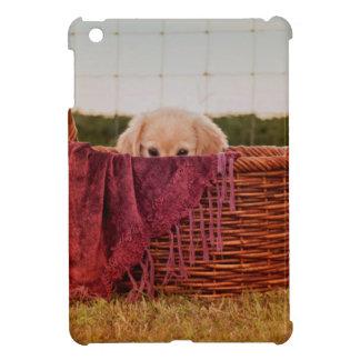 Peek a Boo Pup iPad Mini Cases