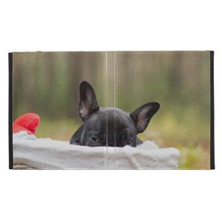 Peek-A-Boo Puppy iPad Folio Cases