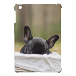 Peek-A-Boo Puppy iPad Mini Cases