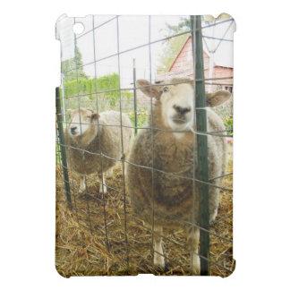 Peek a Boo Sheep iPad Mini Cover