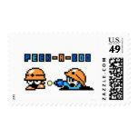 Peek-a-Boo Stamp