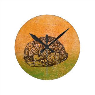 Peek-a-Boo tortoise Clocks