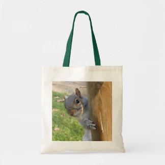Peek-a-Boo! Tote Bag