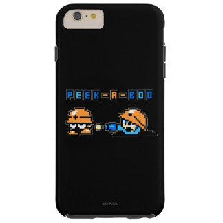 Peek-a-Boo Tough iPhone 6 Plus Case