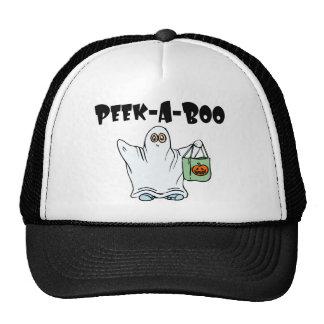 Peek-A-Boo Trucker Hat