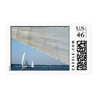 Peek a Sail Stamps