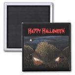 Peek & Boo Halloween Corn Maze Magnet