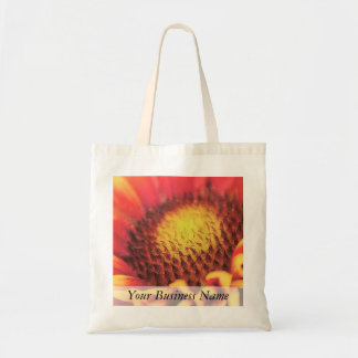 Peek Inside - Blanket Flower Tote Bag