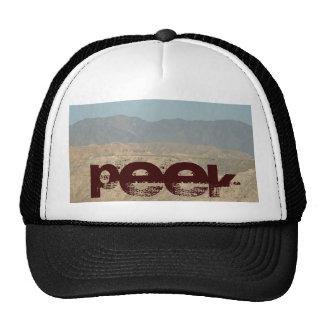 PEEK TRUCKER HAT