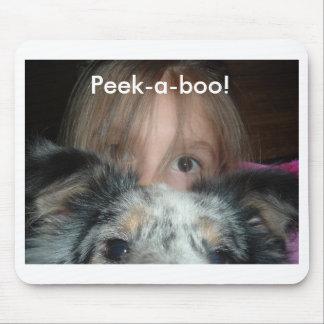 PeekABoo2008, Peek-a-boo! Mouse Pad