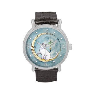 'Peekaboo and the Luna Moth' Watch