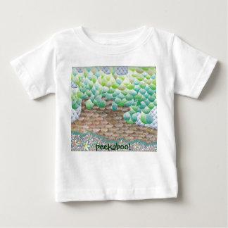 Peekaboo! Baby T-Shirt