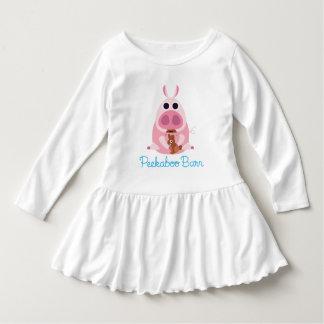 Peekaboo Barn Easter   Leary the Pig 2 T-shirt