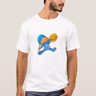 Peekaboo Basketball T-Shirt