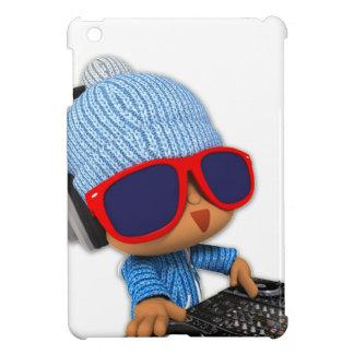 Peekaboo de DJ iPad Mini Carcasa