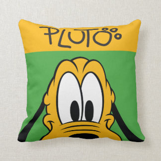 Peekaboo de Plutón el | Cojín