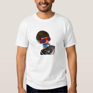 Peekaboo DJ afro Tee Shirt