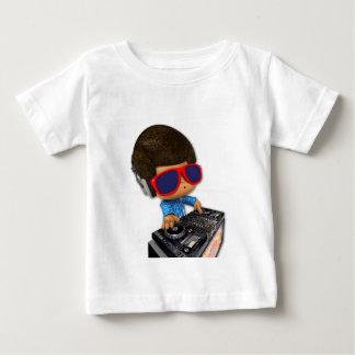 Peekaboo DJ afro T Shirts