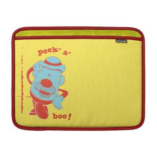 ¡Peekaboo! Funda MacBook