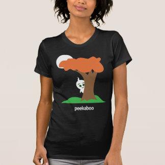 Peekaboo Ghost T-shirt