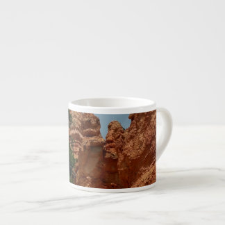 Peekaboo Loop to Bryce Point  Bryce Canyon Nationa Espresso Cup