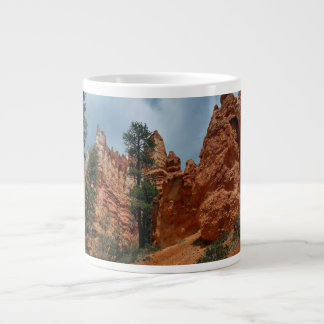 Peekaboo Loop to Bryce Point  Bryce Canyon Nationa Large Coffee Mug