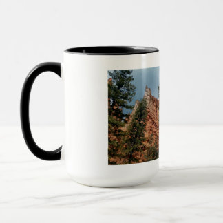 Peekaboo Loop to Bryce Point  Bryce Canyon Nationa Mug