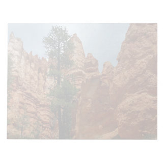 Peekaboo Loop to Bryce Point  Bryce Canyon Nationa Notepad