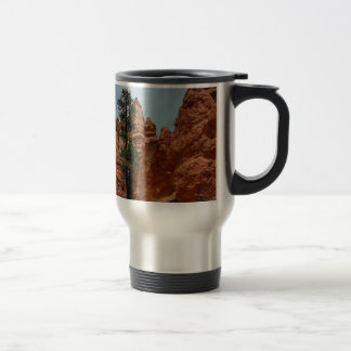 Peekaboo Loop to Bryce Point  Bryce Canyon Nationa Travel Mug