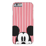Peekaboo Mickey Mouse Funda De iPhone 6 Barely There