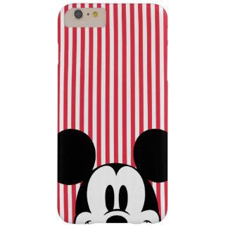 Peekaboo Mickey Mouse Funda Para iPhone 6 Plus Barely There