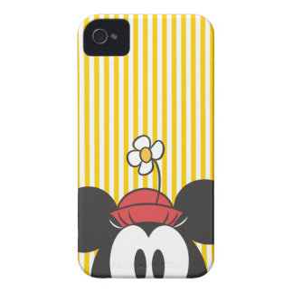 Peekaboo Minnie Mouse Case-Mate iPhone 4 Protector
