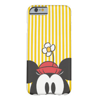 Peekaboo Minnie Mouse Funda De iPhone 6 Barely There