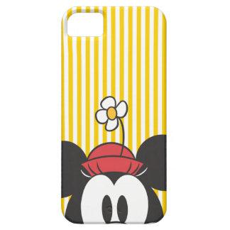 Peekaboo Minnie Mouse iPhone 5 Carcasa