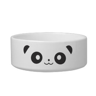 Peekaboo Panda Bowl